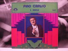 PINO CARUSO - IL BRUFOLO LP EX/EX+ CINEVOX CAB 2003