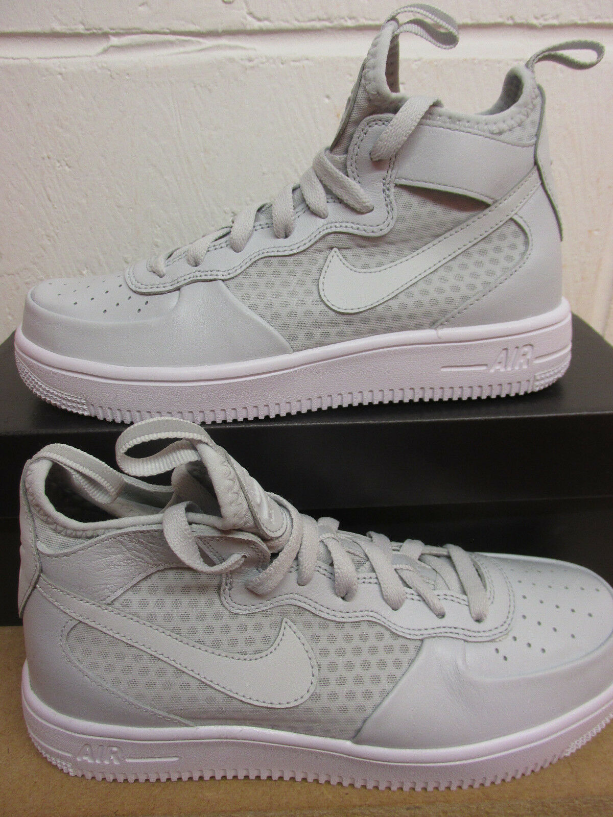 Nike Air Force 1 Ultraforce Mid GS Hi Top Trainers 869945 002 Sneakers Schuhes