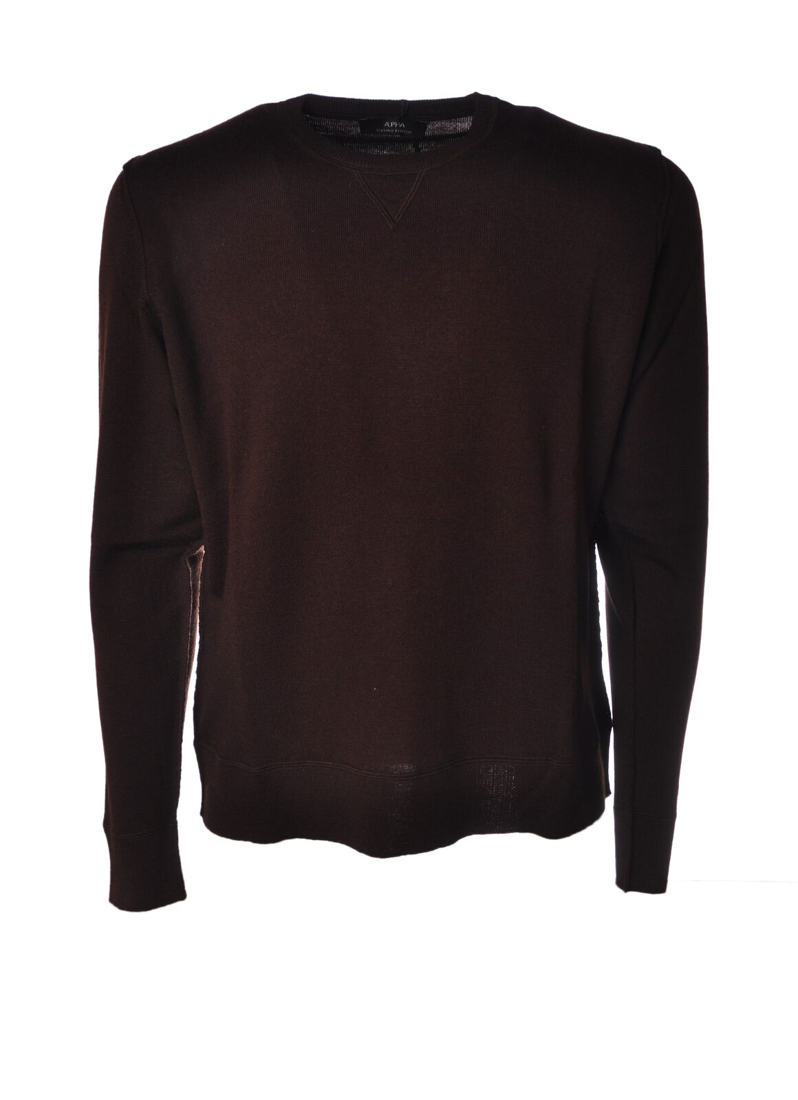 Alpha  -  Sweaters - Male - Brown - 4571522A181424