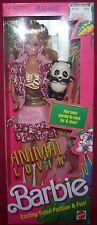 Mattel Animal Lovin Barbie Doll W/ Panda & Accessories Safari Fashion Fun NRFB