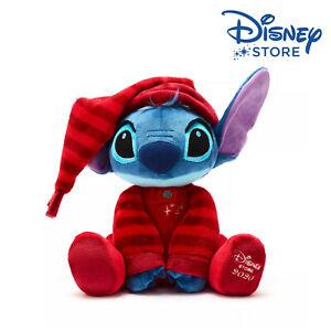 Disney • Peluche medio STITCH Stich Holiday Cheer 35CM PLUSH TOY IDEA REGALO NEW