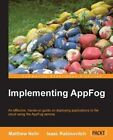 Implementing AppFog by Isaac Rabinovitch, Matthew Nohr (Paperback, 2013)