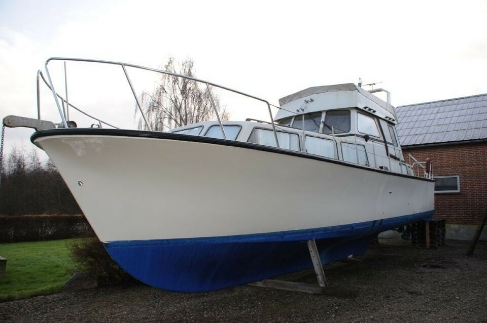 Jupiter 40, Motorbåd, årg. 1969
