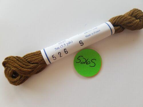Kreinik Soie d/'Alger 55//2//7 7 ply 5m 5.5 yds Silk Floss You Choose Your Colors