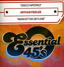 Arthur Fiedler - Disco Inferno / Manhattan Skyline [New CD] Manufactured On Dema
