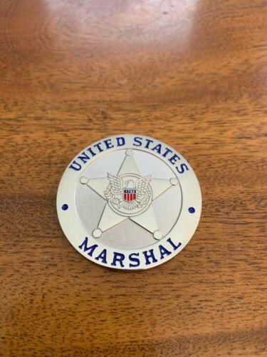 US Marshal Challenge Coin