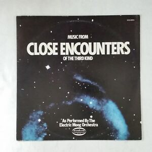 ELECTRIC-MOOG-ORCHESTRA-Close-Encounters-Of-The-Third-Kind-MUS8803-LP-Vinyl-VG