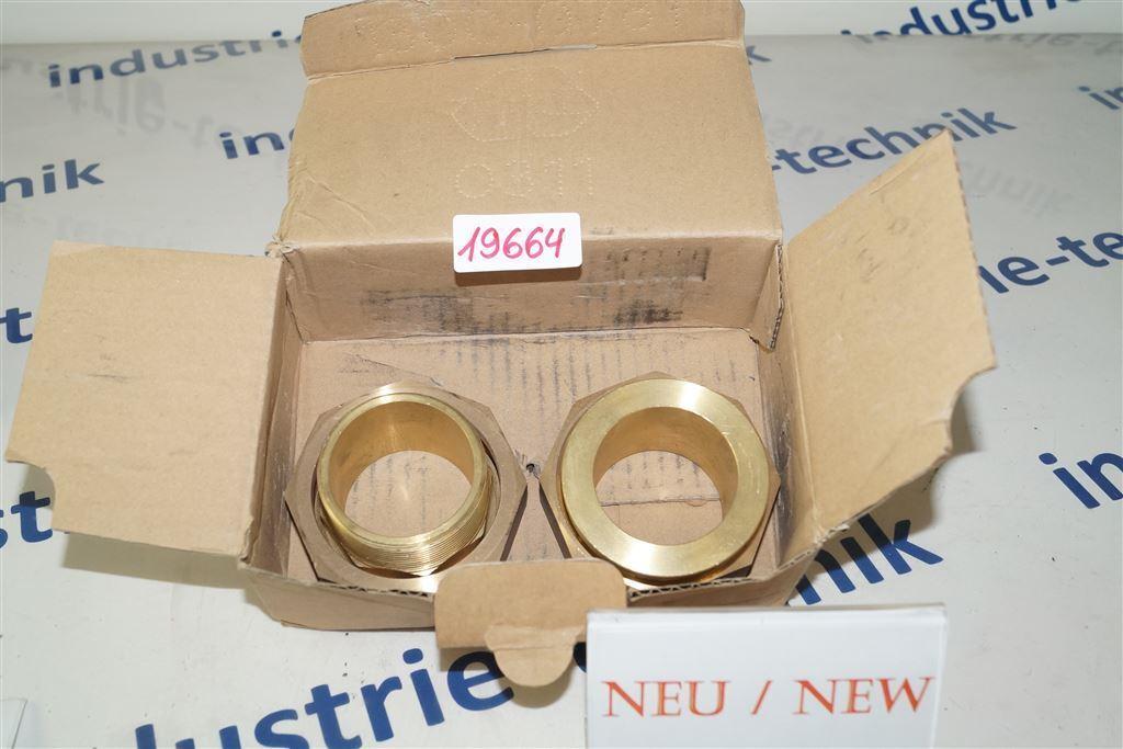 Samson 2432 Accessoires Accessoires 2432 DN 50, anschraubenden 1400-6514 12aa17