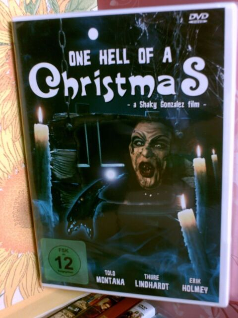 ONE HELL OF A CHRISTMAS-a SHAKY GONZALEZ Film