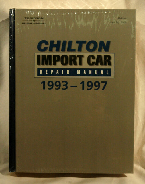 chiltons online manual