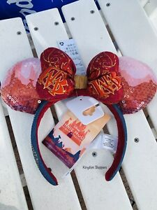 Minnie Mouse the Main Attraction Big Thunder Mountain Headband Ears *Confirmed