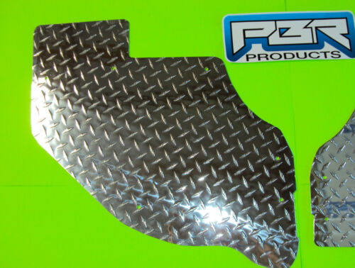 2012-2018 CAN AM Maverick Diamond Plate Aluminum Floor board Set NEW
