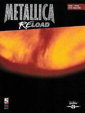 Metallica Reload : Play It Like It Is Bass (1998, Paperback)