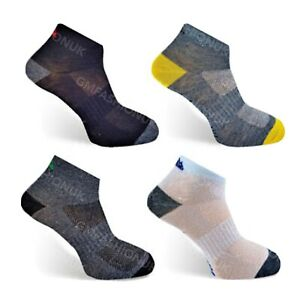 3-Paires-Homme-Trainer-Liner-Sports-Gym-Course-Chaussettes-Bas-Cheville-Adultes-UK-6-11