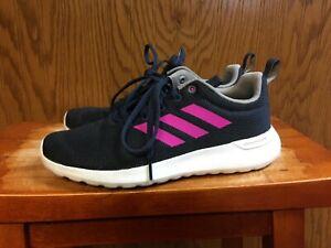 Usado en excelente estado Adidas Azul Marino/Rosa Calzado ...