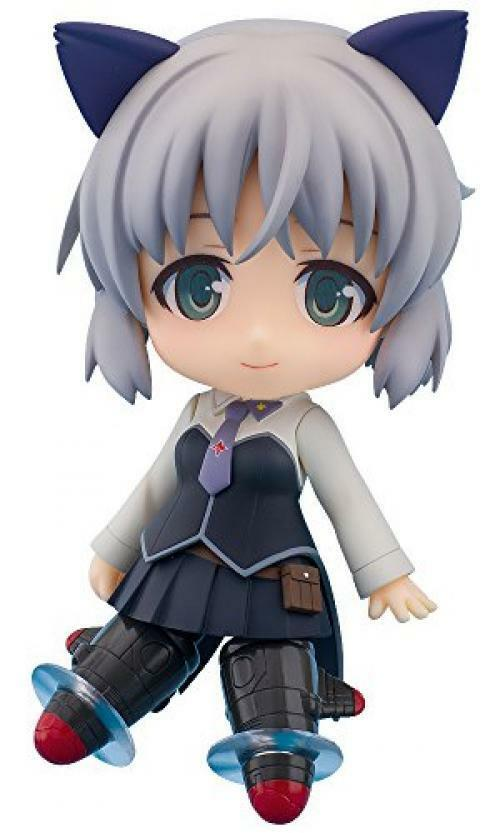 NEW Nendoroid 552 Strike Witches 2 Sanya V. Litvyak Figure Phat  from Japan F/S