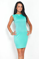 NEW Women's Classic & Elegant Shift Dress Pencil Tunic Style Size 8-18 FA15