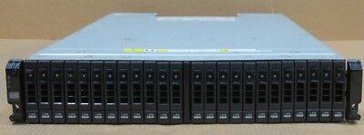 Dell Xyratex Compellent Eb-2425 24-bay Recinto Sas 24x 1tb Hdd Controller 2x- Scelta Materiali