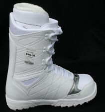 NIB Womens ThirtyTwo Summit White Ski Boots Sz 8 Heat Molding Liners New In Box