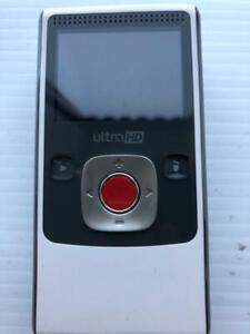 Flip Video UltraHD White Camera  - ASIS