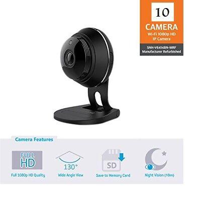 10 × Samsung SNH-V6414BN SmartCam HD Plus 1080p Wi-Fi Security Camera  SNH-V6414 | eBay
