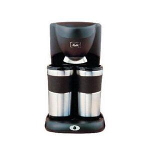 Melitta-ME2TMB-Take-2-Stainless-Steel-Dual-Travel-Mug-Coffeemaker