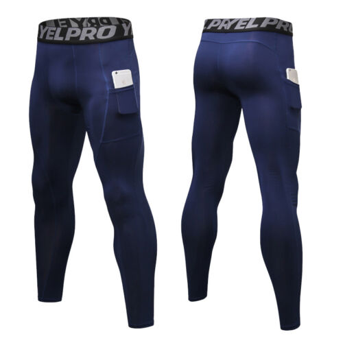 Men/'s Compression Wear Legging Shirt Workout Fitness Running Training Baselayer