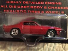 1970 CHEVY CAMARO RS ULTRA HOTS  HOT WHEELS REAL RIDERS 1/64  Red