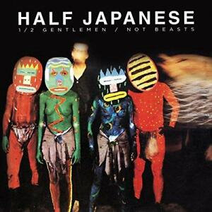 Half-Japanese-Half-Gentlemen-Not-Beasts-NEW-2-VINYL-LP