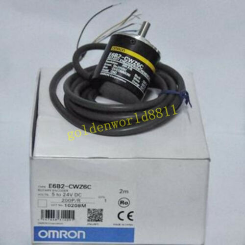 E6B2-CWZ6C 200P//R NEW rotary encoder good in condition for industry use