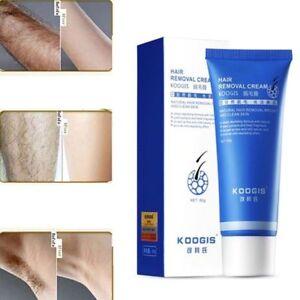 Men Women Permanent Hair Removal Cream For Leg Pubic Armpit