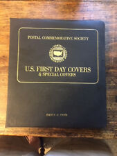 First Day Covers, Postal Commemorative Society ( sn0962 )