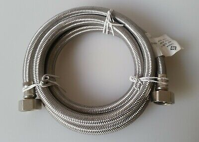 450mm x 1//2 inch Flex Hose Connector Elbow