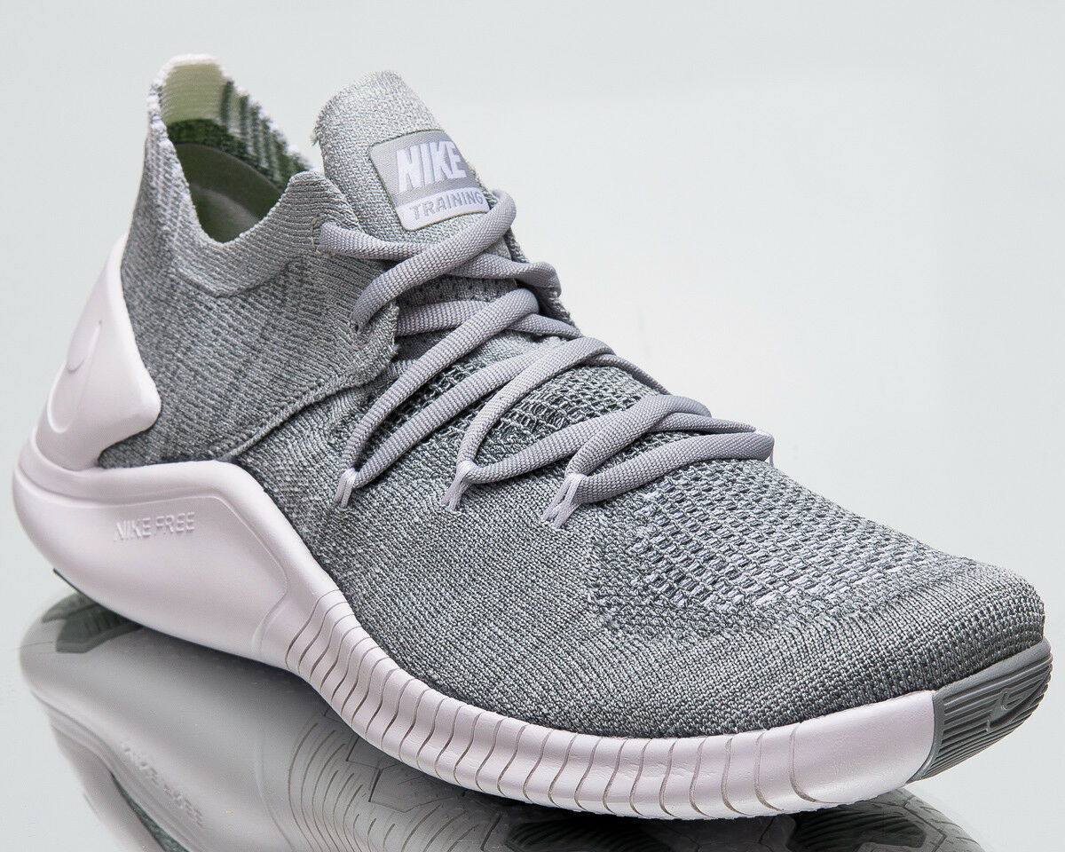 Nike Wmns Wmns Wmns Free Trainer Flyknit 3 femmes Training gris chaussures baskets 942887-002 33bdef