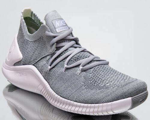 Nike Zapatillas Flyknit entrenamiento Free Wmns Trainer para 942887 gris de 002 3 mujer UdwAdq