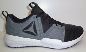 c35acae9d5fa Reebok Size 12 HYDRORUSH TR Black Gray Athletic Training Sneakers ...