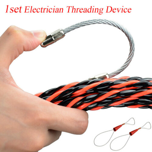 Device Cable Running Puller Electrical Wire Threader Construction Tools