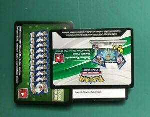 16-Sword-amp-Shield-amp-Rebel-Clash-UNUSED-Booster-Pack-Code-Card-Pokemon-TCGO