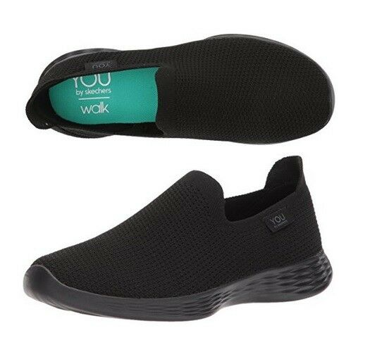 b9e843a9f320 Skechers Performance Women s You Define Sneaker Shoes Black Size 9 ...