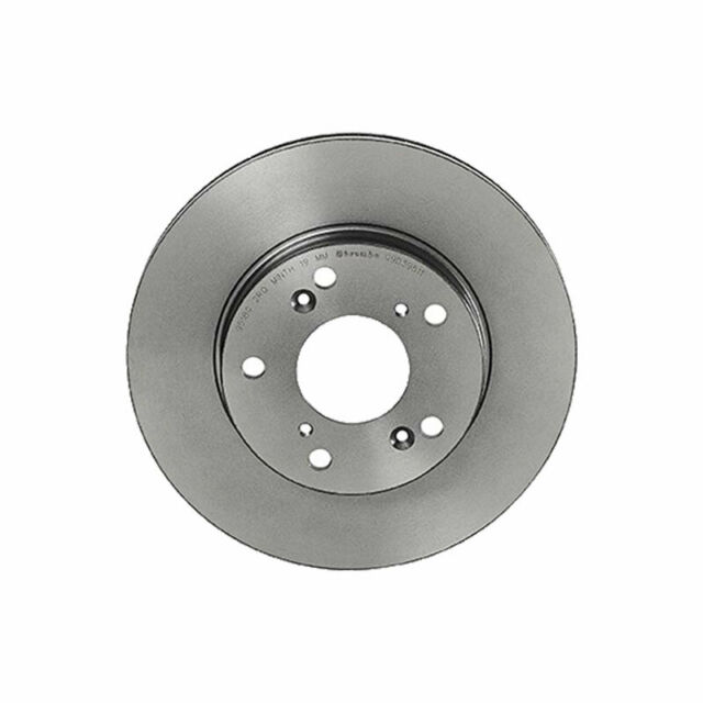 Brembo Front Premium UV Coated Brake Rotors For 2014-2019 Acura ILX High Quality