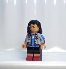 A1008 Lego CUSTOM PRINTED Young Avengers Superhero MISS AMERICA CHAVEZ MINIFIG