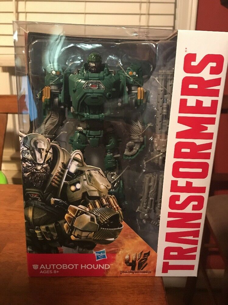 Transformers Generations Age Of Extinction Voyager Class Hound Action Figure