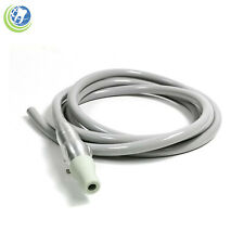 Dental Asepsis Silicone Suction Tubing 6 Hose With Ejector Connector Portable Vac