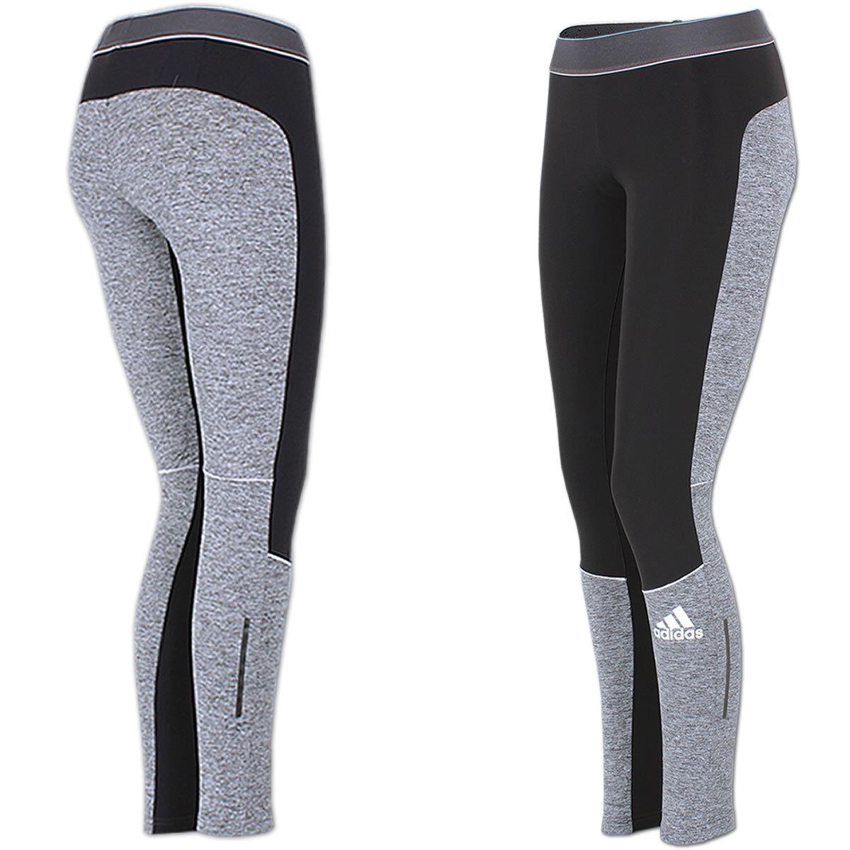 Fitness Sporthose Laufhose Hose Tight Xperior Damen Adidas
