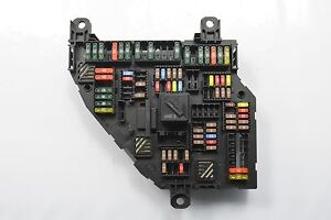 bmw 535i 2011 2015 distribution fuse box board module unit 923442301 rh ebay co uk 2011 bmw 535i fuse box 2010 bmw 535i fuse box diagram
