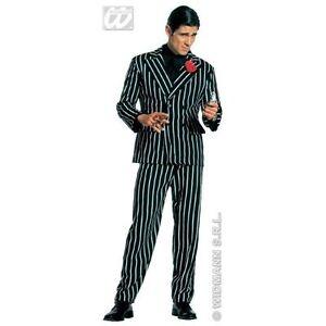 Vestito Ebay Carnevale Padrino Costume Il Taglia Gangster Uomo M Hw54qyfdw