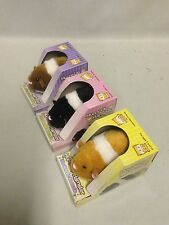 3 Set of Hurry up hamster toys,Electronic sounds,Watch it run boys & girls