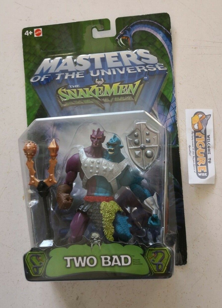 Masters Of The Universe MOTU, TWO BAD Wirkung figure by MATTEL, New