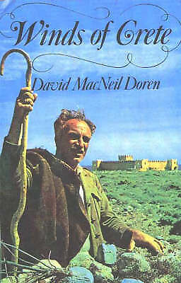 Winds of Crete, Doren, David MacNeil, Acceptable Book