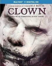 Clown (2016, Blu-ray New)